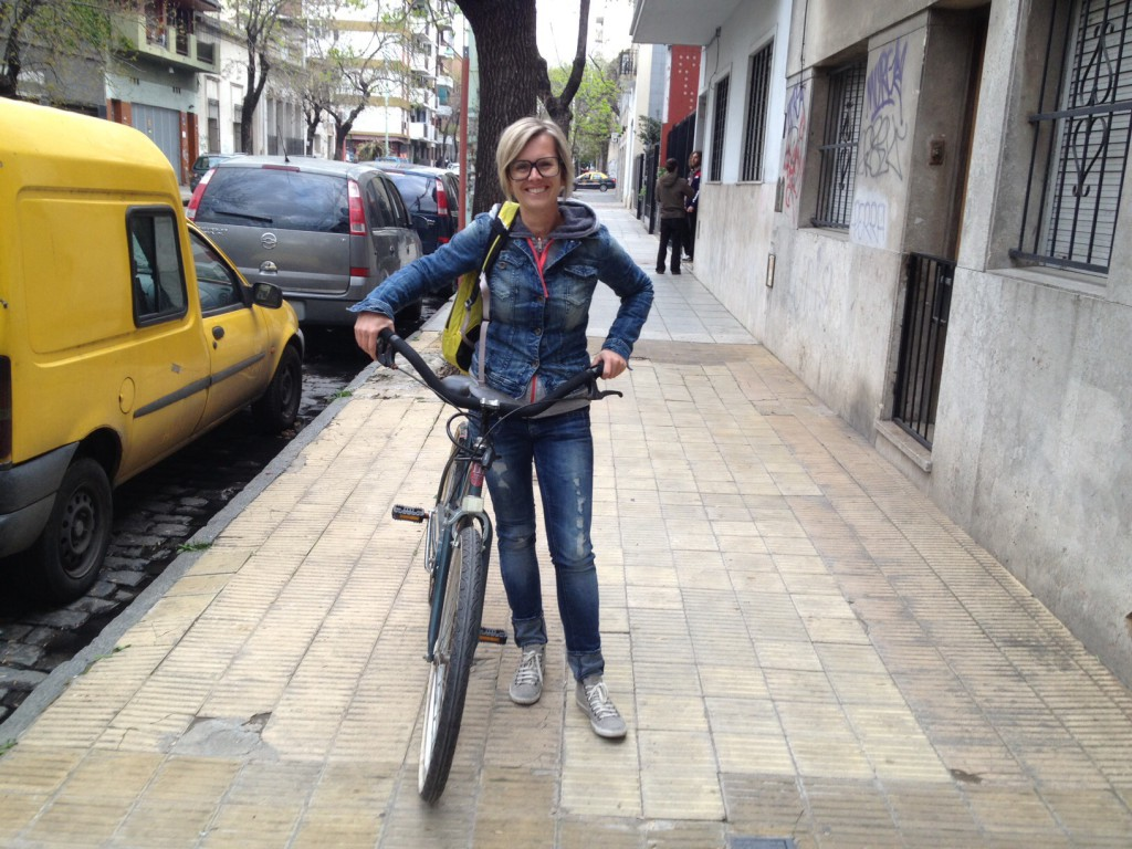 Biking, the southamerican style