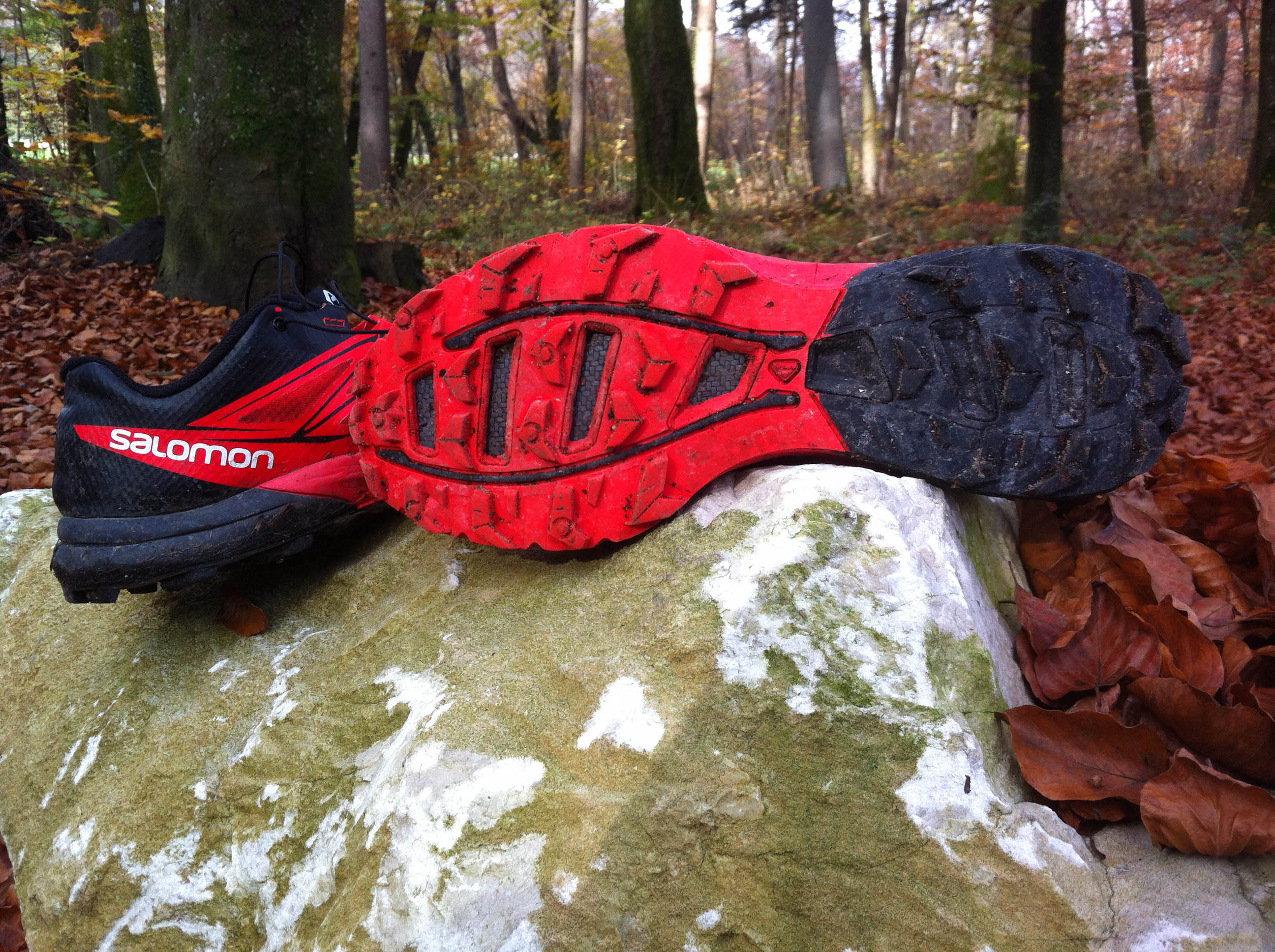 Salomon Sense3 Softground