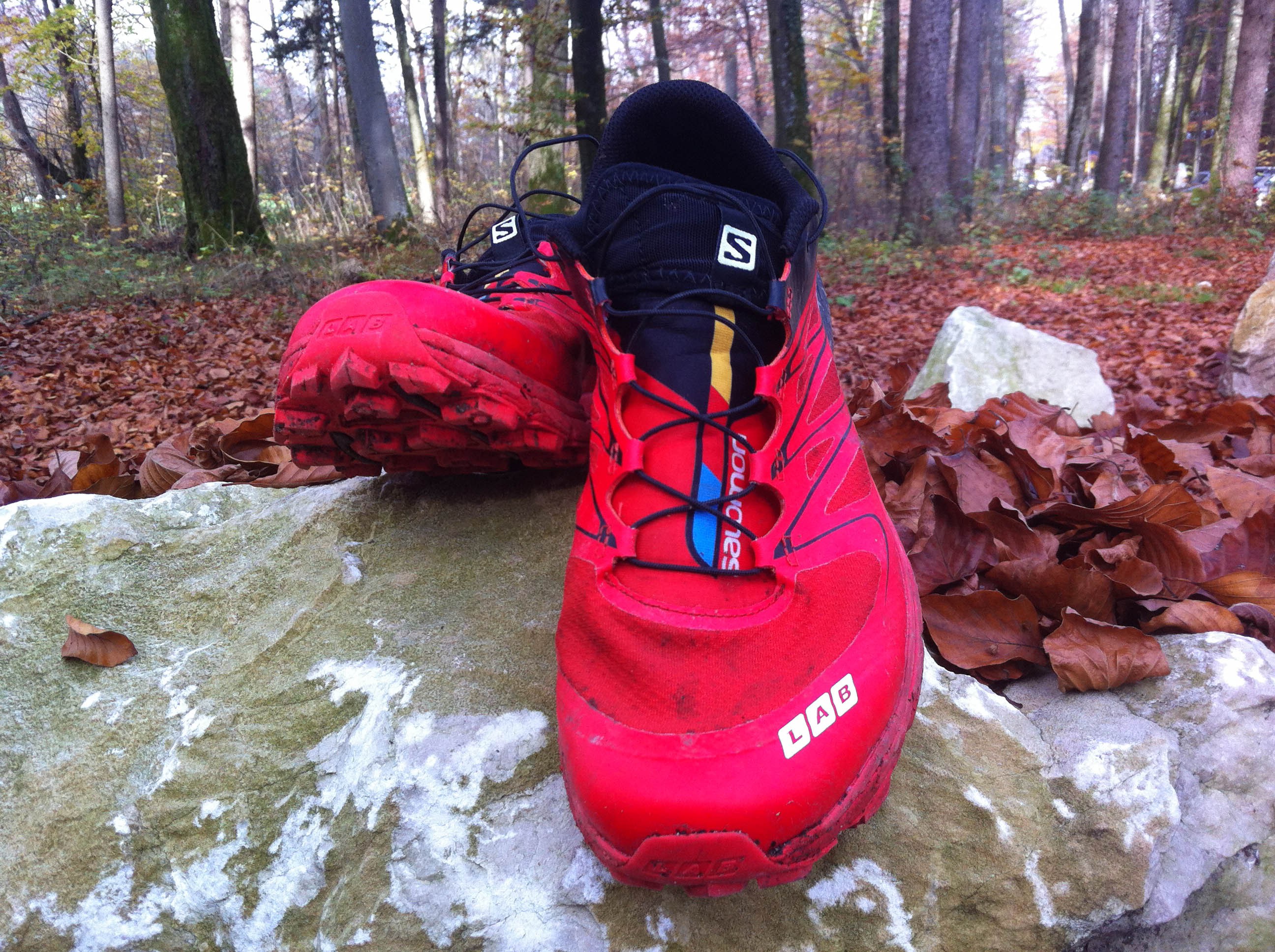 Salomon S-LAB Sense3 Soft Ground