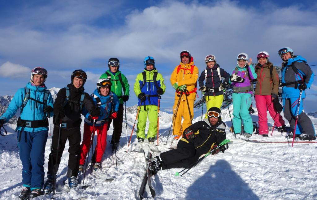 Saisonauftakt im Tiroler Land