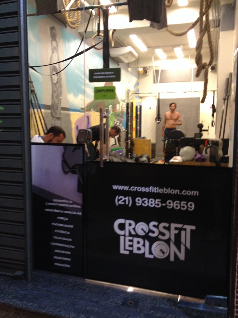Crossfit in Rio