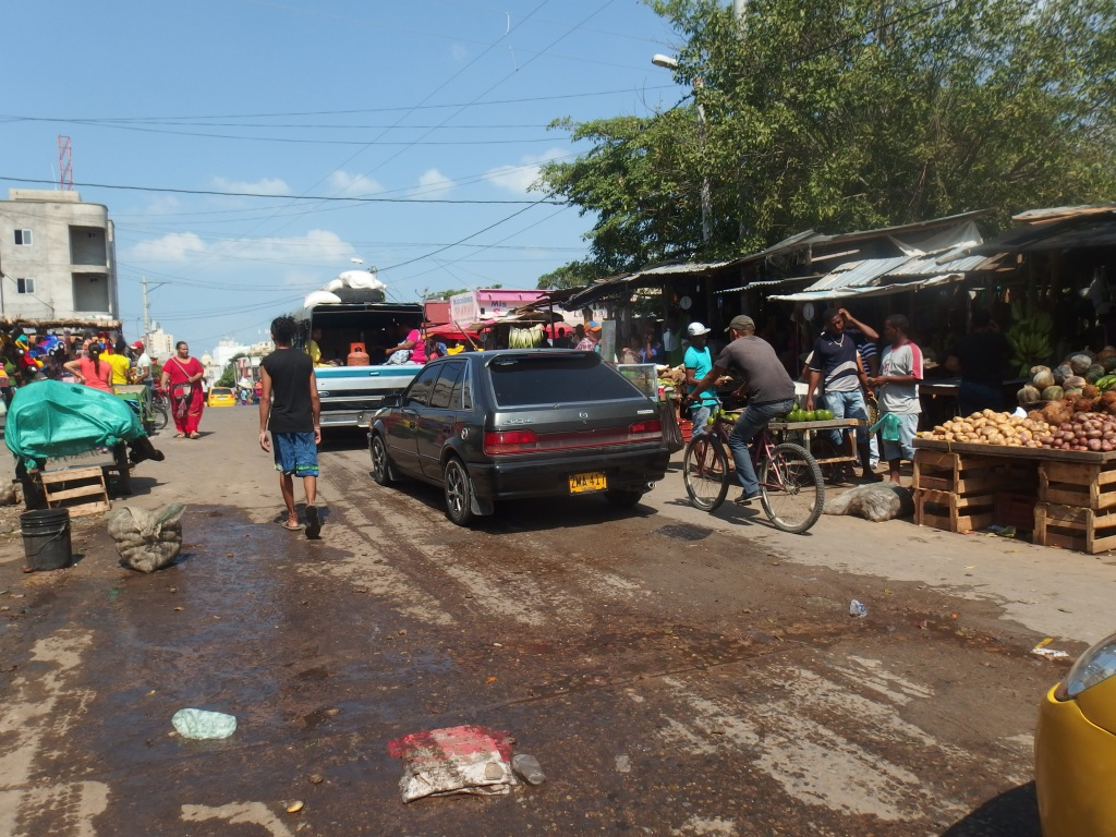 Markt in Riohacha
