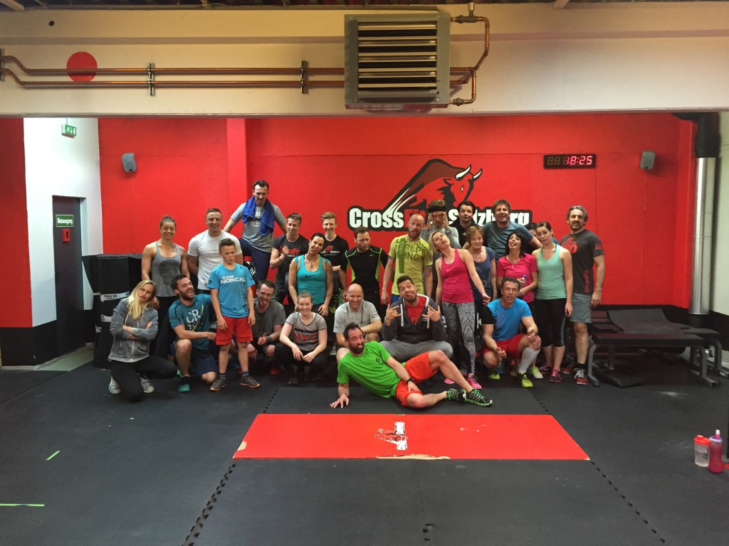 3D Gym Crossfit Salzburg